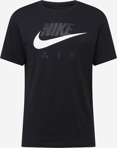 NIKE Koszulka funkcyjna w kolorze czarny / białym, Podgląd produktu