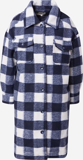 Palton de primăvară-toamnă Grace & Mila pe albastru marin / alb, Vizualizare produs