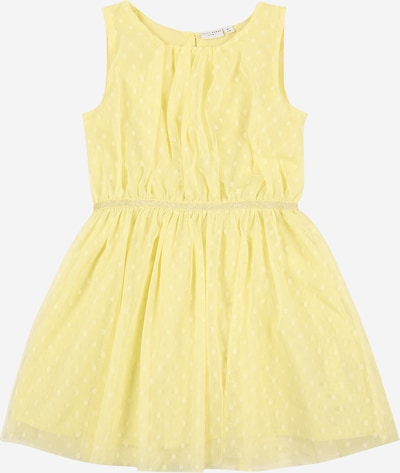 NAME IT Šaty 'NMFVABOSS SPENCER' - žlutá, Produkt