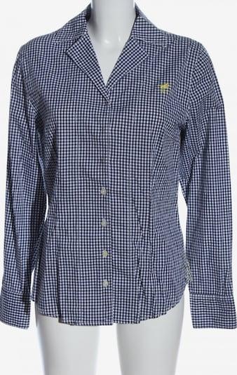 POLO SYLT Langarmhemd in L in blau / weiß, Produktansicht