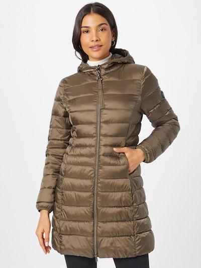 CINQUE Winter Coat 'MEL' in Olive, View model