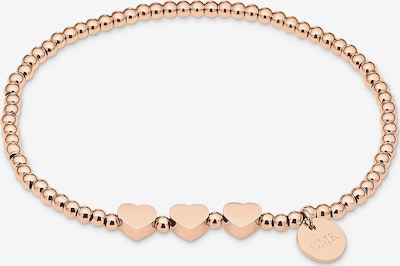 GMK Collection Damen-Armband in rosegold, Produktansicht