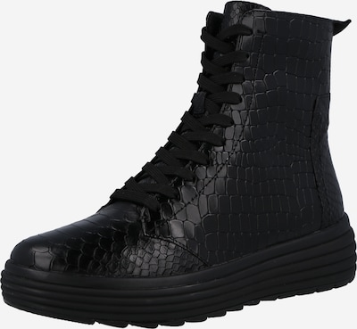 GEOX Lace-up bootie 'PHAOLAE' in Black, Item view