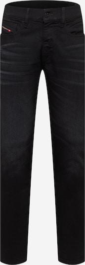 DIESEL Jeans 'STRUKT' in black denim, Produktansicht