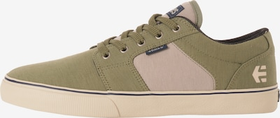 ETNIES Sneaker 'Barge Preserve' in khaki / oliv, Produktansicht