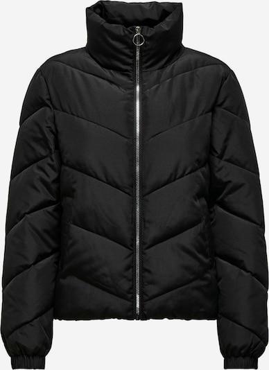 JACQUELINE de YONG Winterjacke 'NEW FINNO' in schwarz, Produktansicht