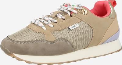 Sneaker low 'SAHEL-6' ONLY pe gri taupe / grej / mov lavandă, Vizualizare produs