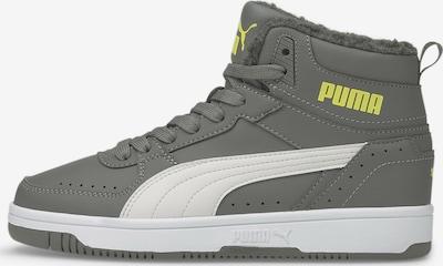 PUMA Sneaker in gelb / grau / weiß, Produktansicht