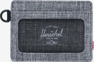 Herschel Charlie Geldbeutel in grau / schwarz, Produktansicht