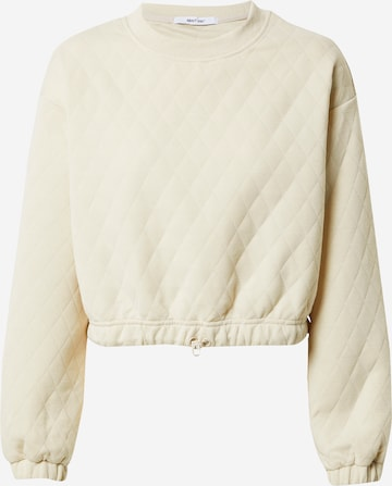 ABOUT YOU Sweatshirt 'Candy' in Beige