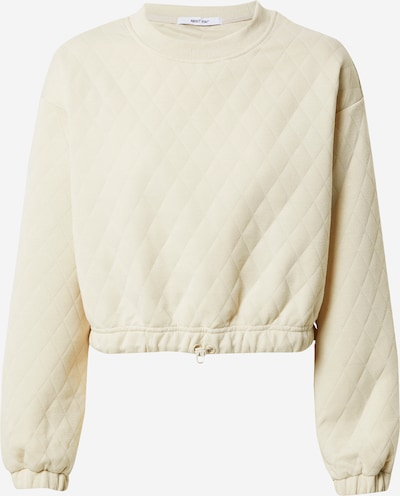 ABOUT YOU Sweatshirt 'Candy' in Cream, Item view