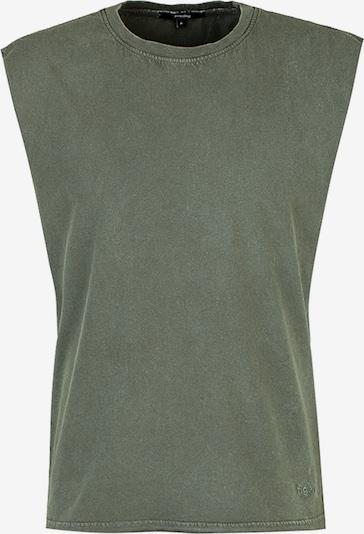 tigha Tričko 'Maze' - kouřově šedá, Produkt