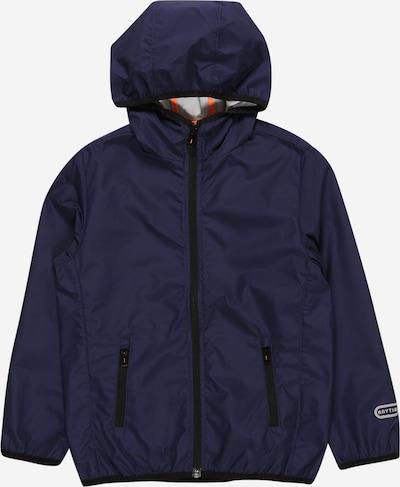 OVS Jacke in dunkelblau / hellgrau / schwarz, Produktansicht