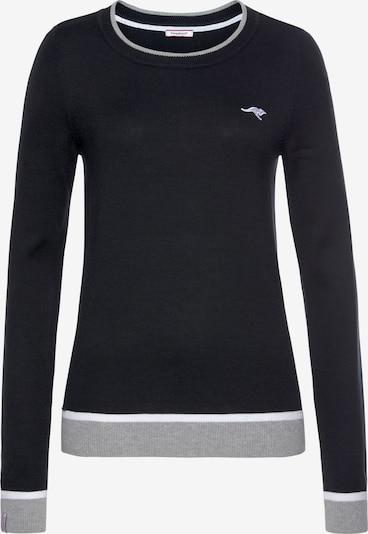 KangaROOS Pullover in blau / grau, Produktansicht