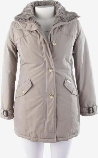 Woolrich Winterjacke  in L in dunkelbeige, Produktansicht