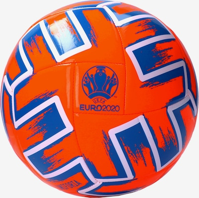 ADIDAS PERFORMANCE Ball in blau / orange, Produktansicht