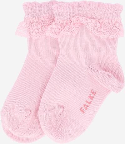 FALKE Chaussettes en rose, Vue avec produit