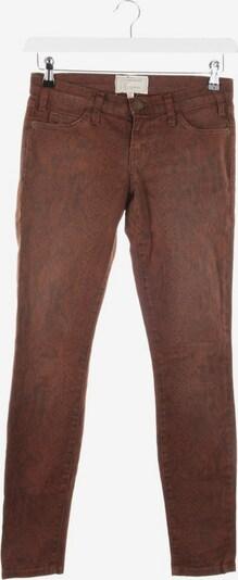 Current/Elliott Jeans in 25 in braun / schwarz, Produktansicht