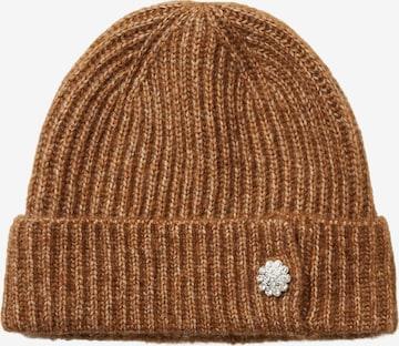 VERO MODA Müts 'Josselin', värv pruun
