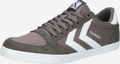 Sneaker low Hummel pe gri închis / alb, Vizualizare produs
