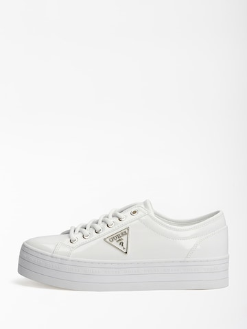 GUESS Sneakers in White