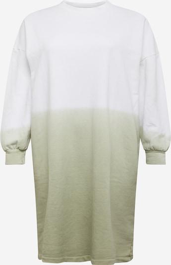 NU-IN Plus Haljina 'Ombre' u menta / bijela, Pregled proizvoda