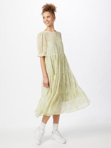 ICHI Šaty - Želená