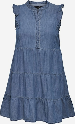 ONLY Carmakoma Dress in Blue