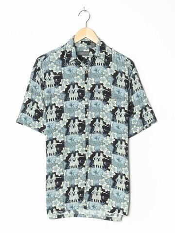 Van Heusen_Studio Hawaiihemd in M in Blau