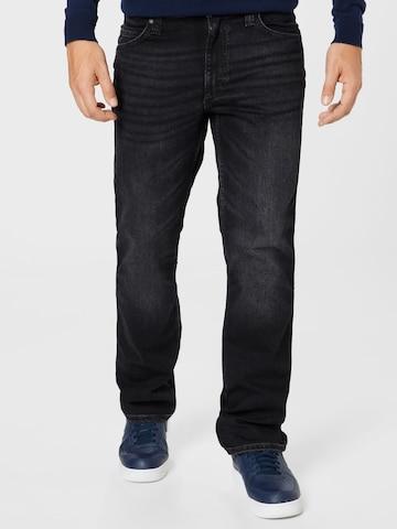 MUSTANG Jeans  'Tramper' in Schwarz