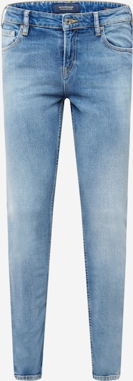 SCOTCH & SODA Jeans 'Skim' in de kleur Blauw denim, Productweergave