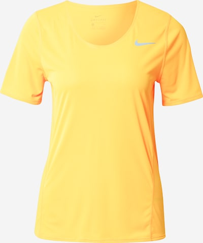 NIKE T-shirt fonctionnel 'City' en orange, Vue avec produit