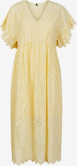 Y.A.S Midikleid in gelb, Produktansicht