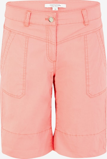 Ci comma casual identity Shorts in koralle, Produktansicht