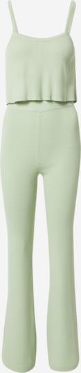 Missguided Hose und Top Set in grün, Produktansicht