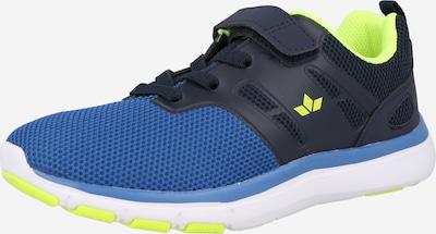 LICO Sneaker 'Bongo VS' in blau / marine / zitrone / neongrün, Produktansicht