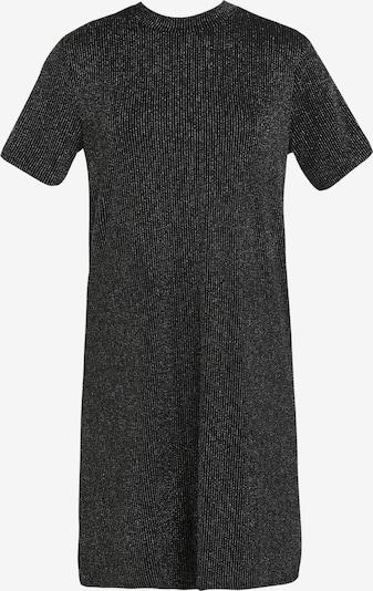 myMo at night Kleid in schwarz / silber, Produktansicht