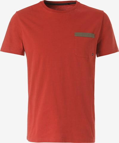 Lakeville Mountain T-Shirt 'Dalo' in orange / orangerot, Produktansicht