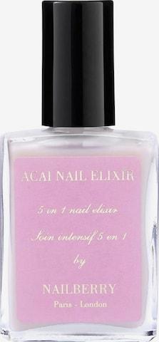 Nailberry Nail Polish 'Acai' in Pink