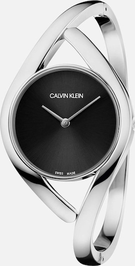 Calvin Klein Quarzuhr 'K8U2S111' in schwarz / silber, Produktansicht