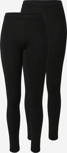 Pieces Petite Leggings 'MAJA' in schwarz, Produktansicht