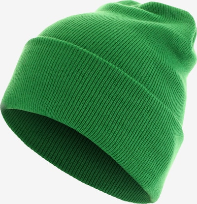 MSTRDS Beanie ' Beanie Basic Flap Long Version ' in Green, Item view