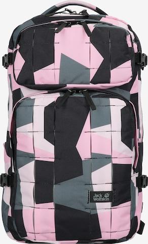 JACK WOLFSKIN Backpack in Pink