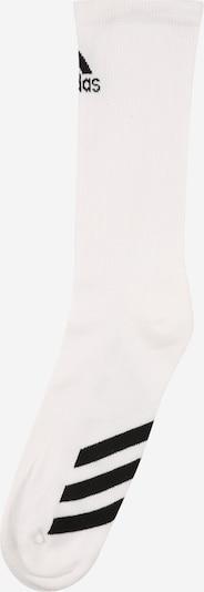 adidas Golf Sports socks in black / white, Item view