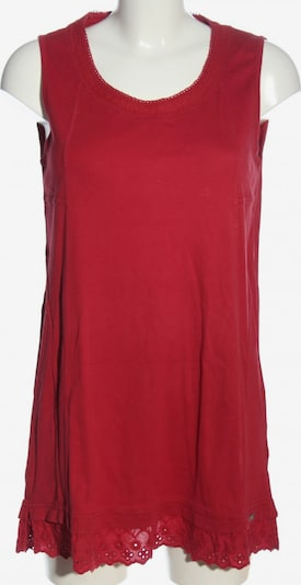 CECIL Longtop in M in rot, Produktansicht