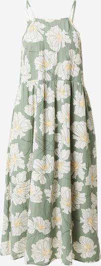 GAP Sommerkleid in hellgelb / pastellgrün / weiß, Produktansicht