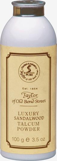 Taylor of Old Bond Street Körperpuder 'Sandalwood' in sand / weiß, Produktansicht