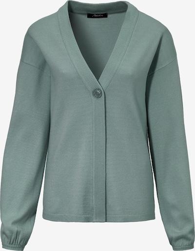 Aniston CASUAL Strickjacke in rauchblau, Produktansicht