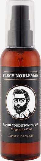 Percy Nobleman Bartöl in transparent, Produktansicht