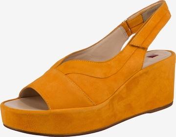 Högl Sandaletten in Gelb